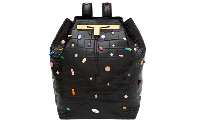 Damien Hirst Pills Backpack