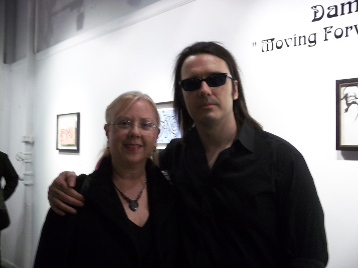 Damien Echols And Gail Worley