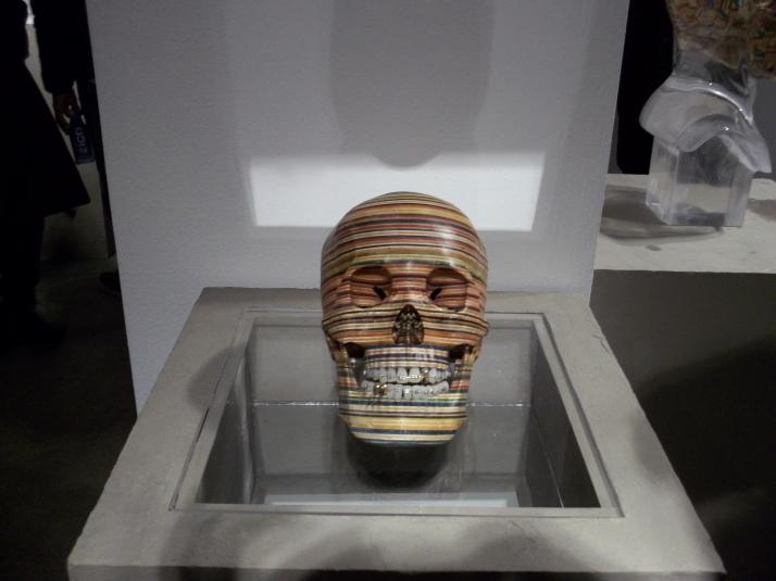 Haroshi Skull