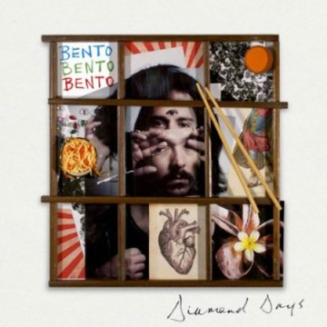 Bento Diamond Days CD Cover