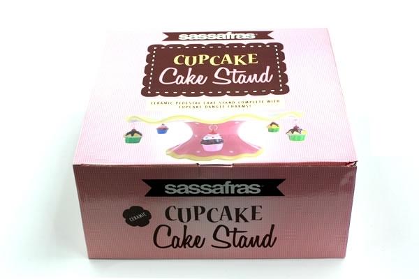 Cupcake Stand Box