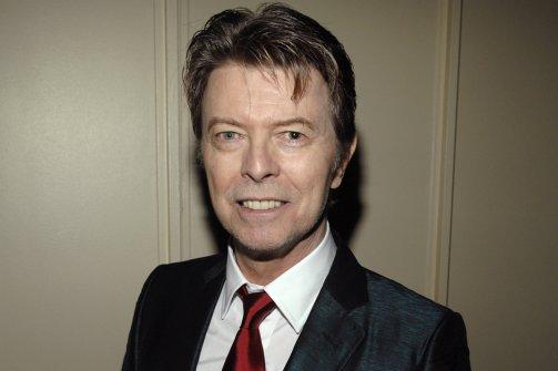 David Bowie 2012