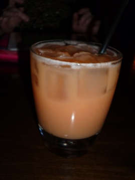 Guava Mate Cocktail