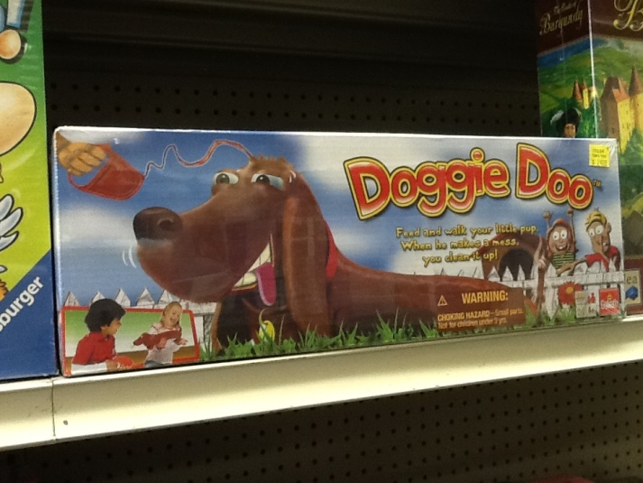 Doggie Do Game