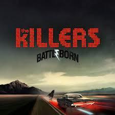 Killers Battle Born CD Cover