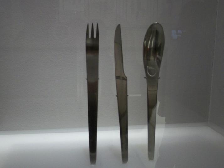 Kubrick 2001 Cutlery Props