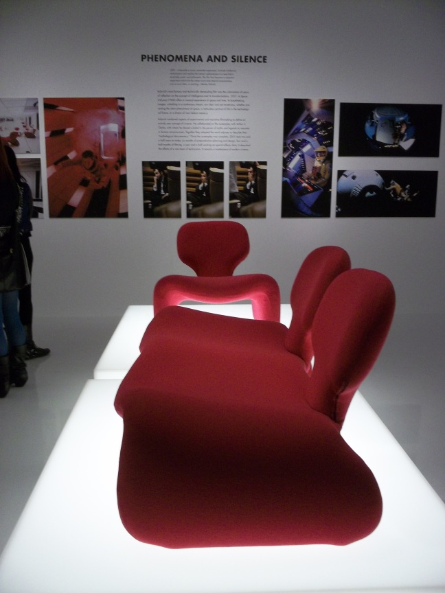 Kubrick 2001 Seating