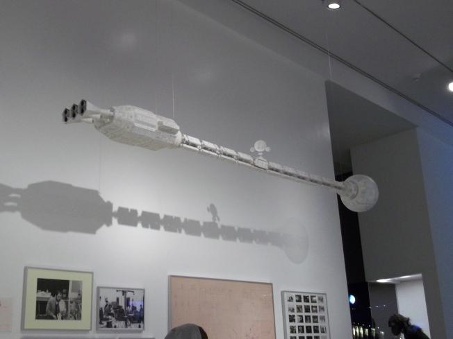 Kubrick 2001 Space Ship Model