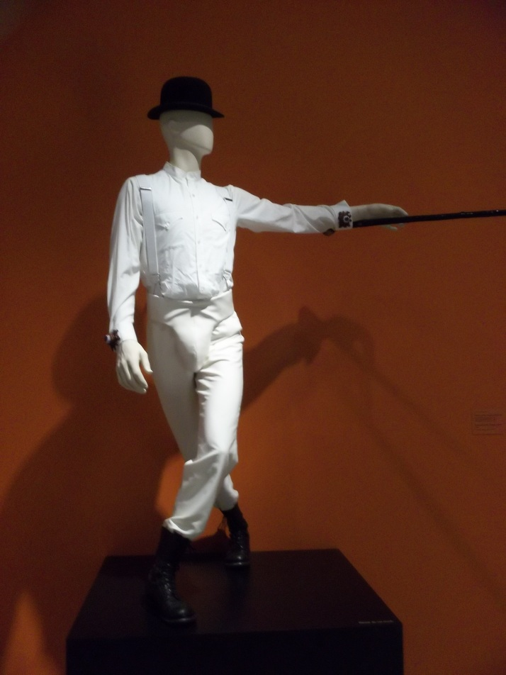 Kubrick Clockwork Orange Droog Costume