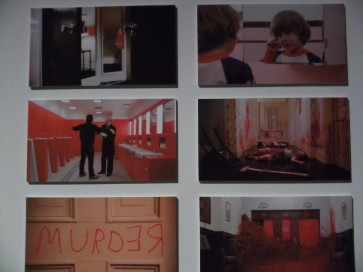 Kubrick Shining Production Stills