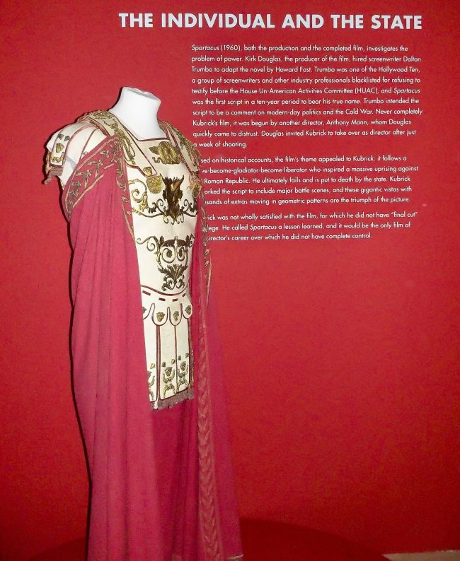 Costume from Spartacus By Gail Wortley