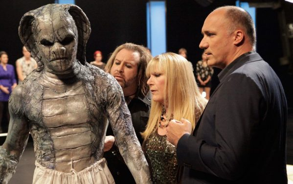 meagan and house creature 403 with judges