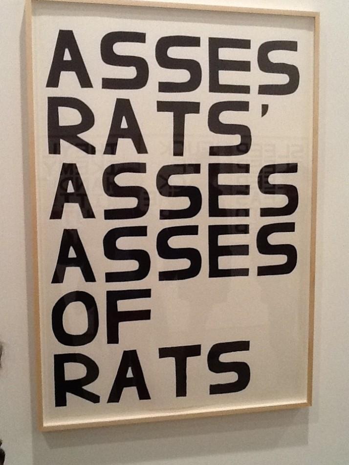 Rats Asses