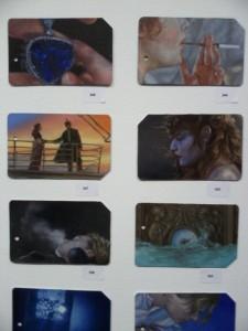 Single Fare 3 Metrocard Art Titanic
