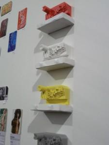 Metrocard Art 3D Sculptures