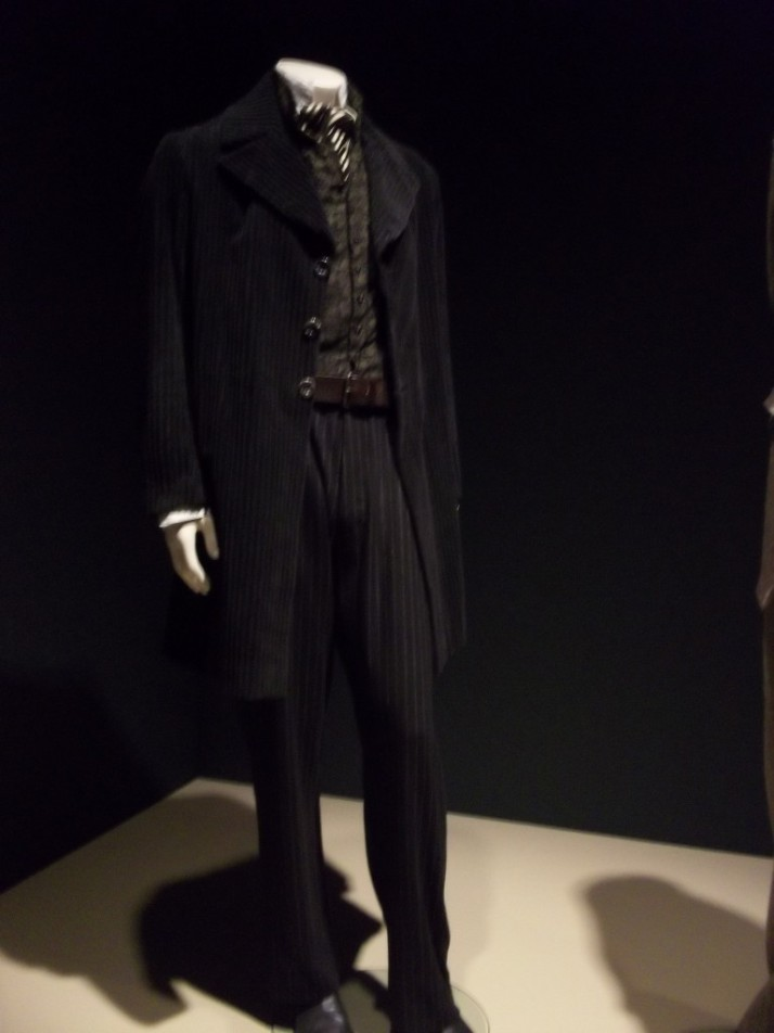 Bowers Costumes Black Suit