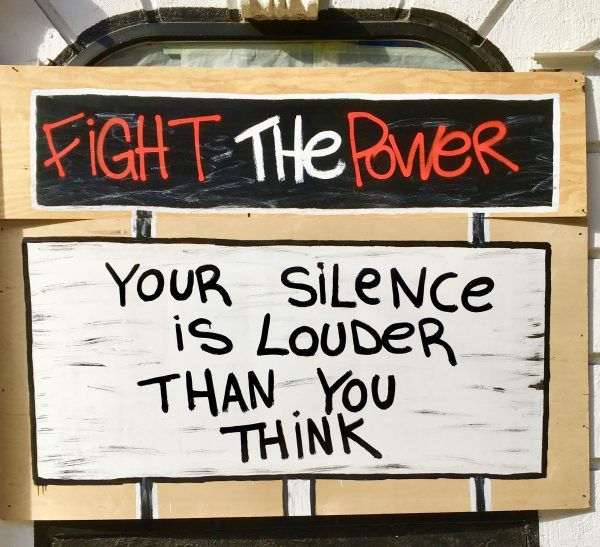 fight the power photo by gail worley