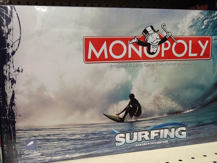 Surfing Monopoly Game