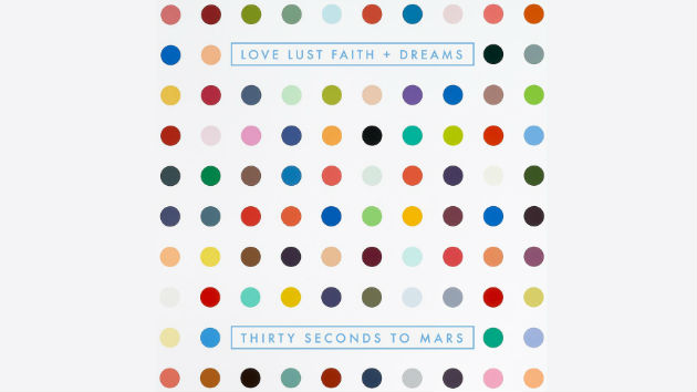 30 SecondsTo Mars Hirst Artwork
