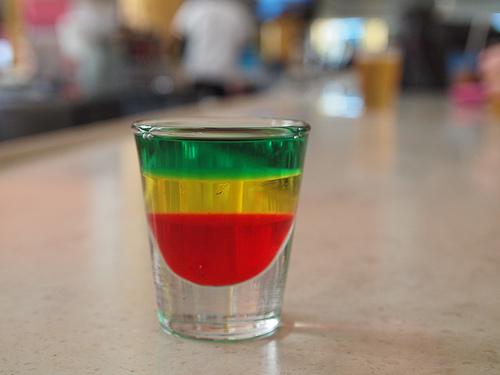 Bob Marley Shot