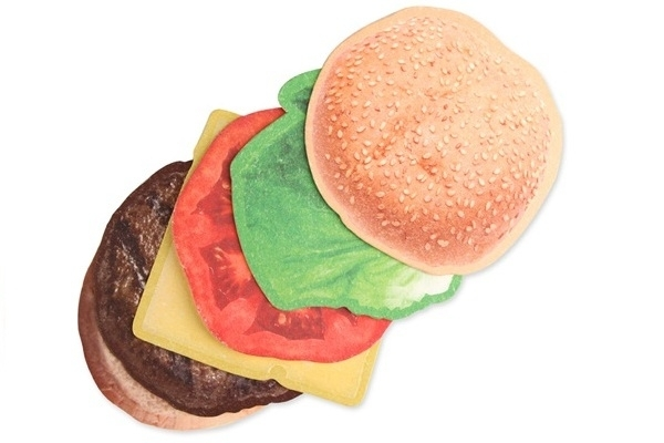 Hamurger Coasters Set