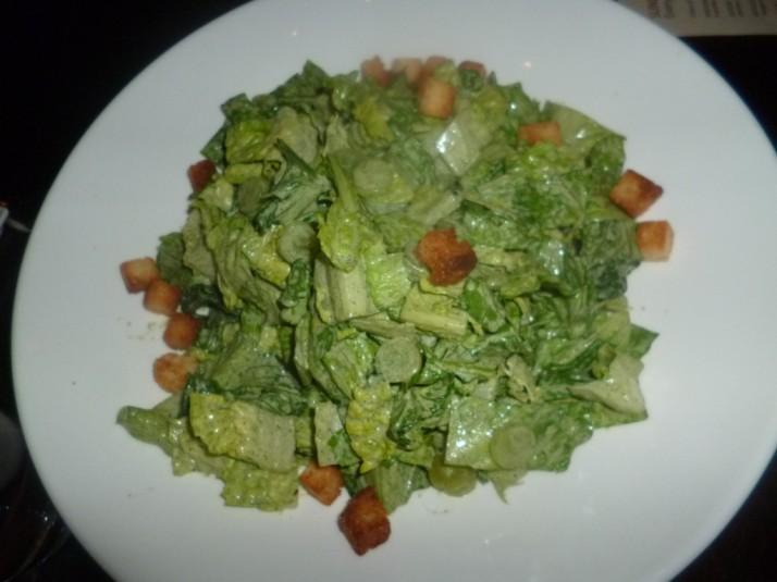 Peruvian Caeser Salad