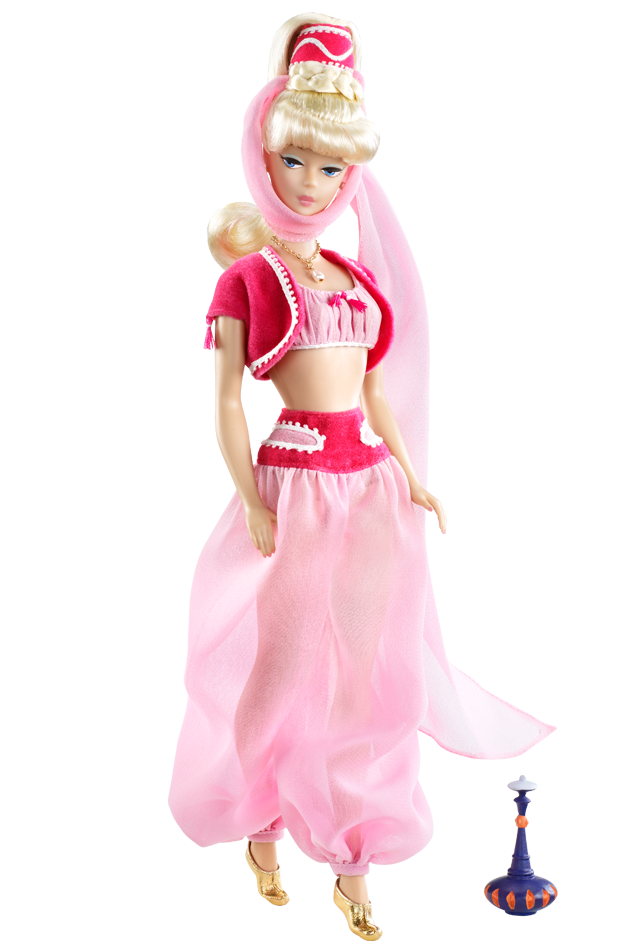 I Dream of Jeanie Barbie Dol