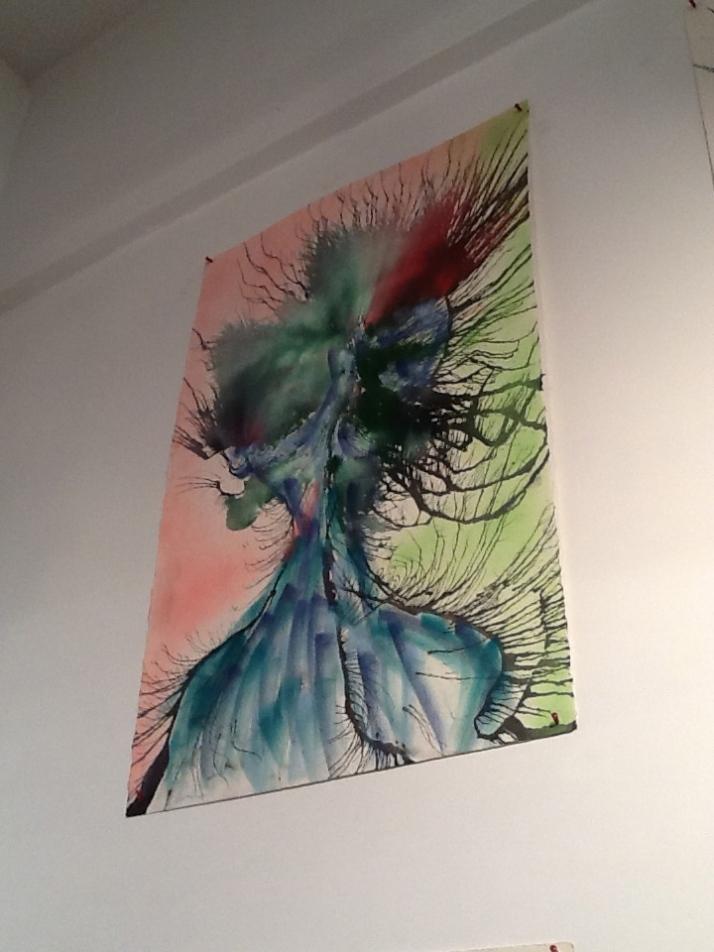 Joseph Arthur Art Exhibit2