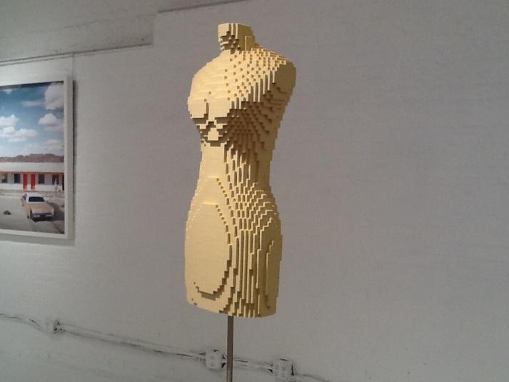 Lego Mannequin