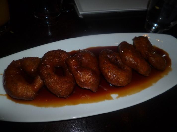 Picarones Donut
