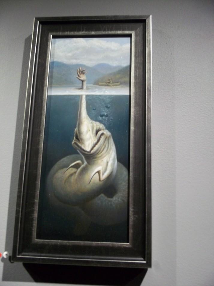 Drowning Salvation by Matt Dangler