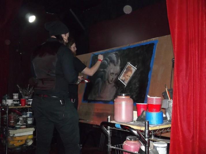 Last Rites Gallery Painters