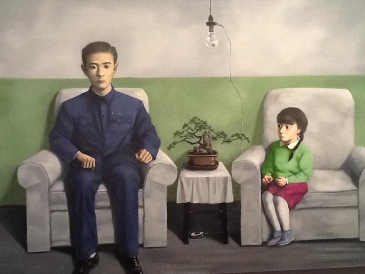Zhang Xiaogang, My Father