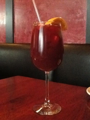 Cherrywood Kitchen Sangria