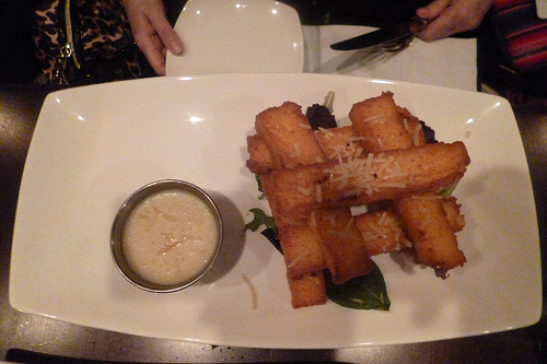 Ivy Polenta Fries
