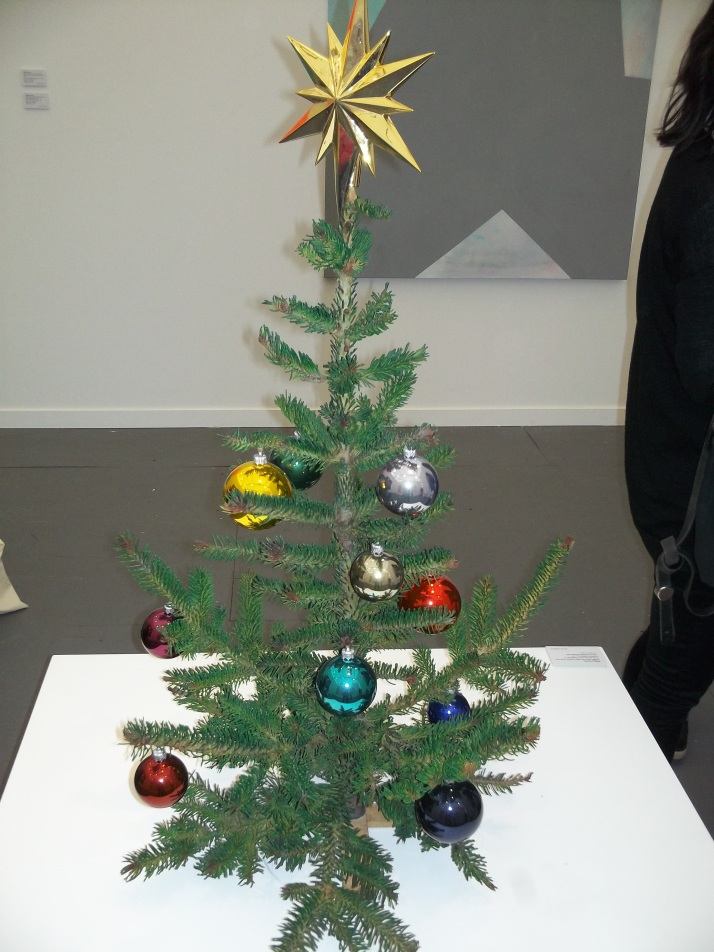 Christmas Tree for One Month
