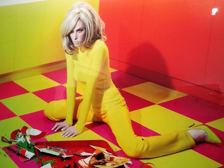 Miles Aldridge, I Only Want You to Love Me #1