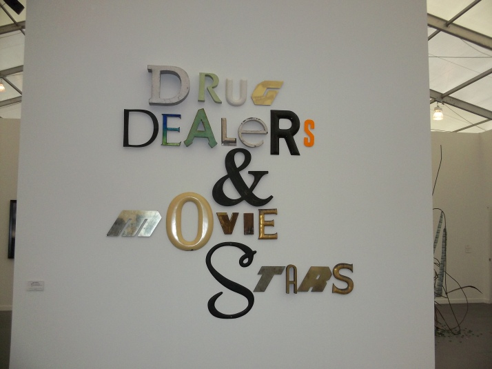 Drug Dealers and Movie Stars Words
