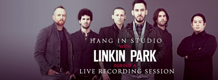 Hang With Linkin Park Studio