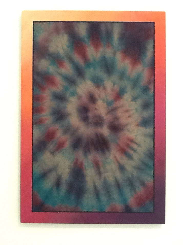 Faded Tie Dye Xstraction