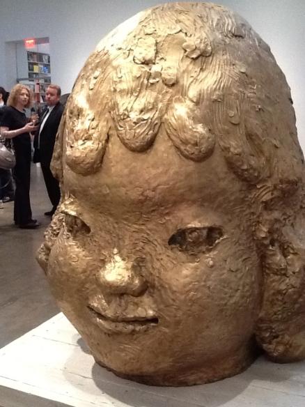 Yoshitomo Nara Girl Head