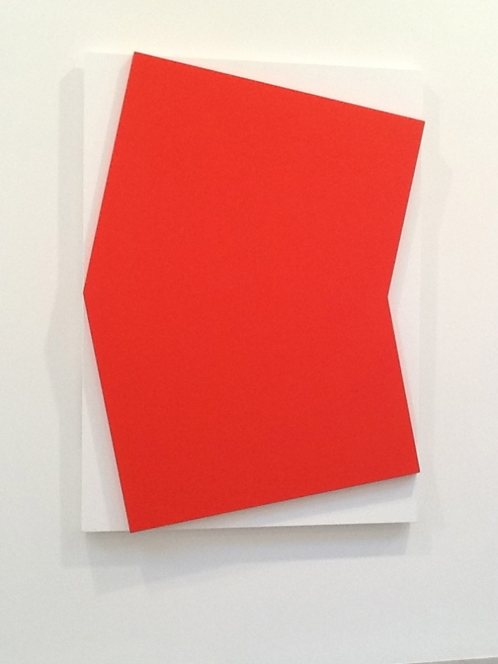 Ellsworth Kelly at Ninety Red