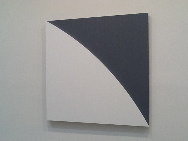 Ellsworth Kelly at Ninety Black and White