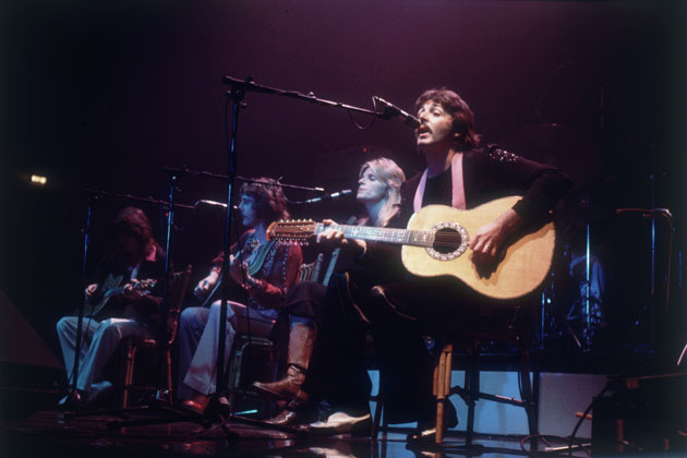 Paul McCartney Rock Show Acoustic Set