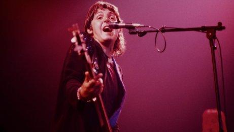 Paul McCartney Rock Show Bass