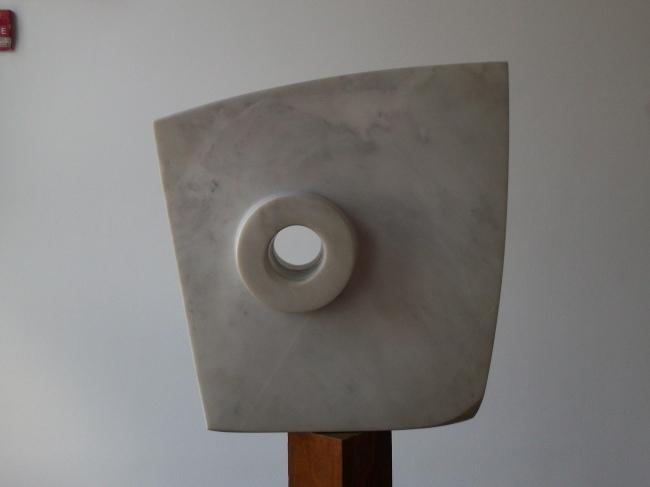 Noguchi Round Stone Sculptures