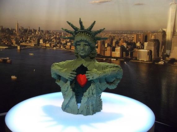 LEGO Brick Liberty