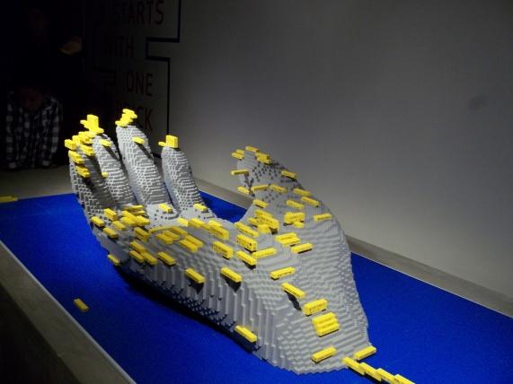LEGO Hand