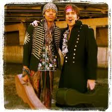 Darnell Dawkins Jimi Hendrix