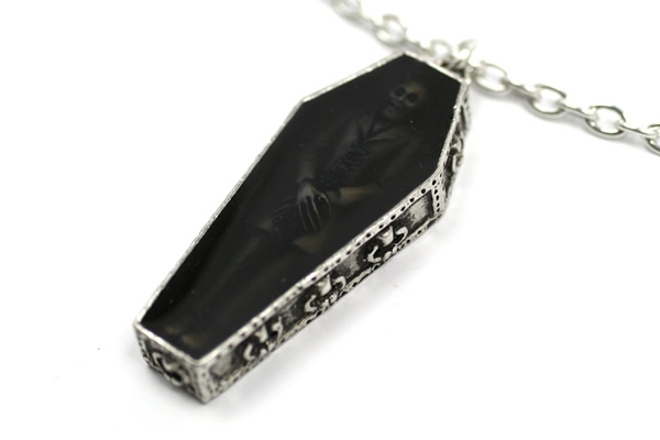 Nosferatus Rest Pendant Necklace